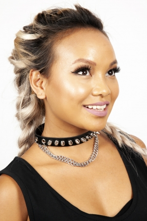 In Chains Choker