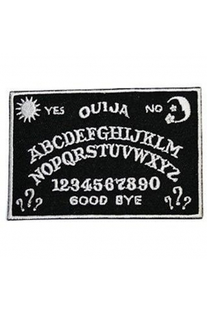 Ouija Board Patch