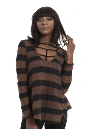 Darque Slouchy Sweater