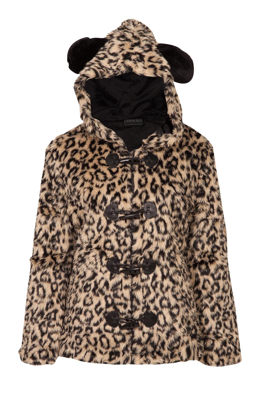 Leopard Ears Jacket