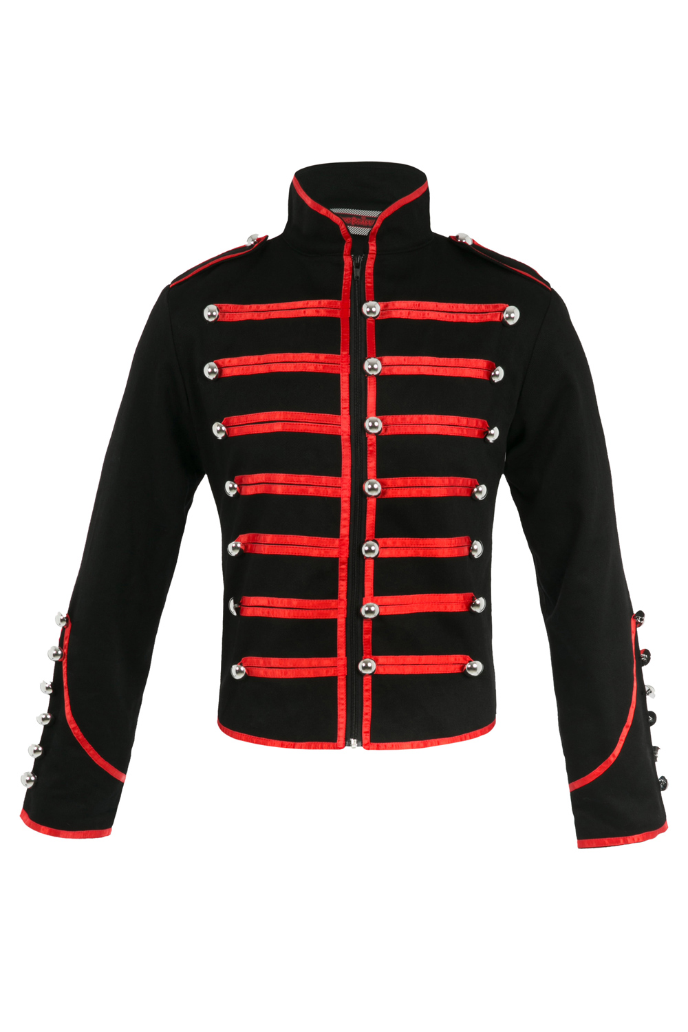 Admiral Red Jacket