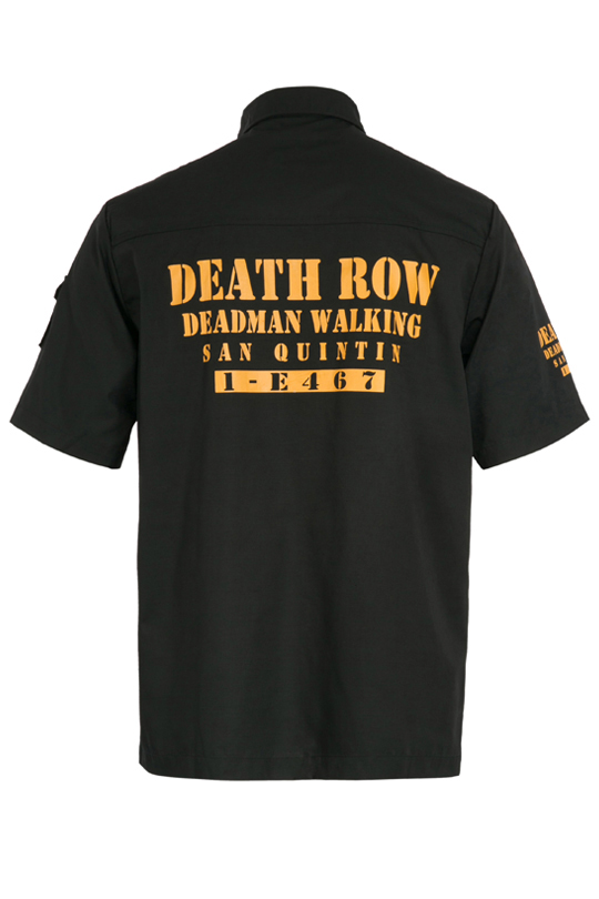 Death Row Black Shirt
