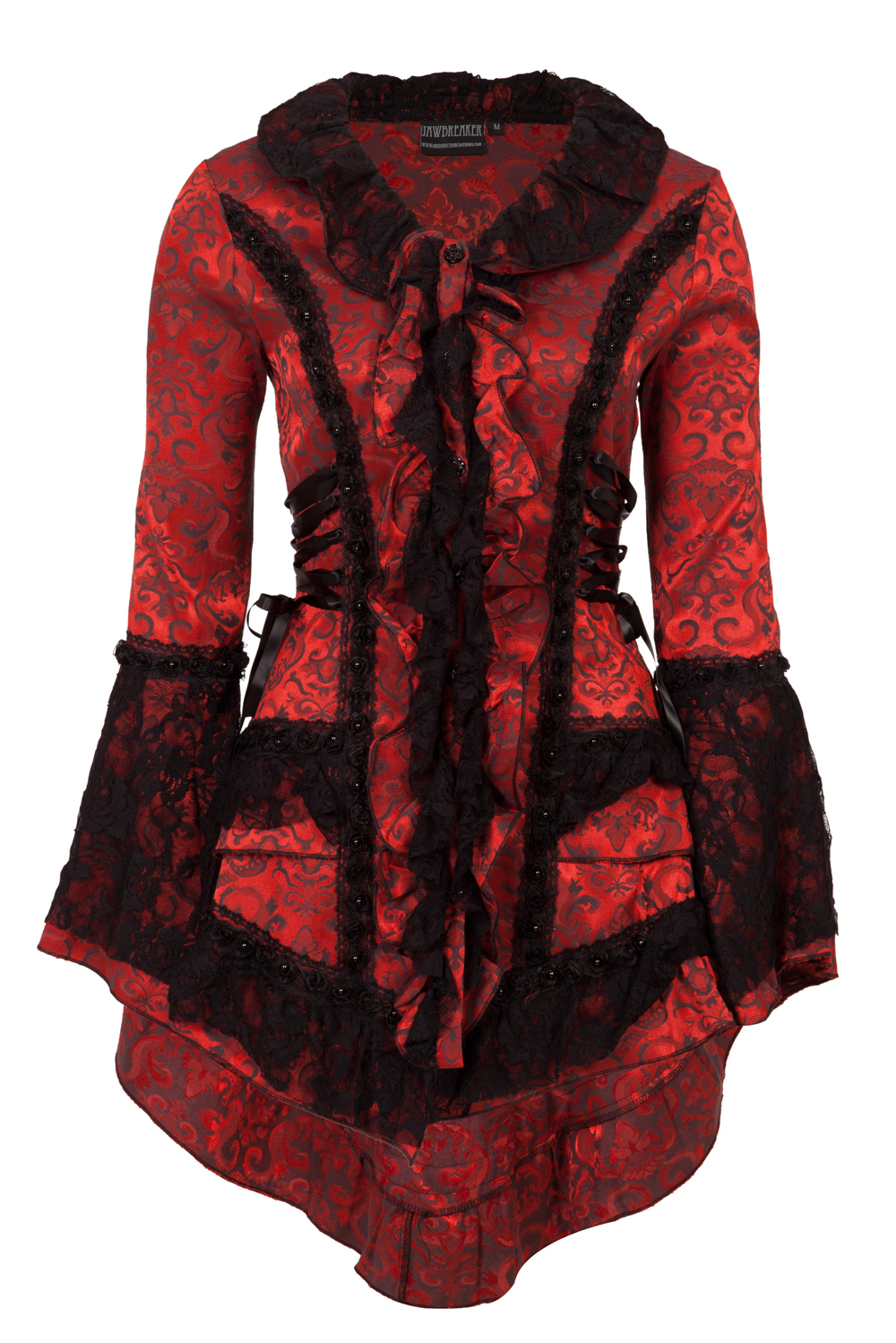 Victorian Red Jacket