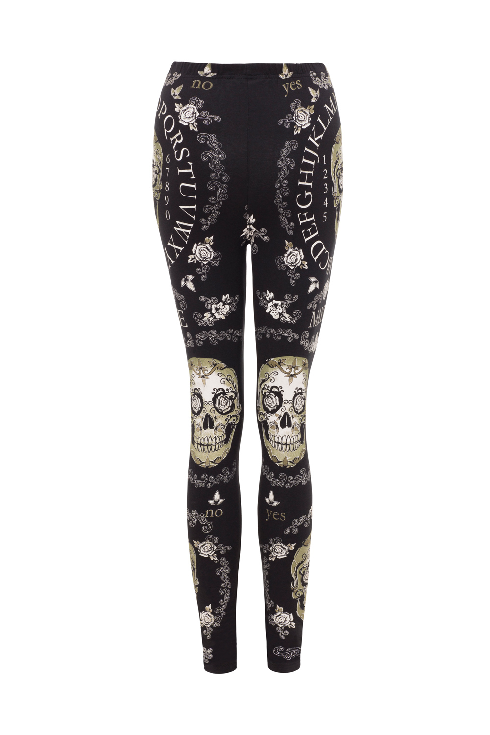 The Dark Seer Leggings